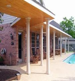 Front patio builiders denver douglas county front porch for Front porch cost estimator