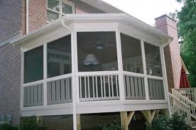 of build prices popular screened deck cost porch within screen patio new interior to from in under
